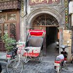 Экскурсия по хутонам на рикше