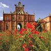 Оранжерея дворца Раккониджи