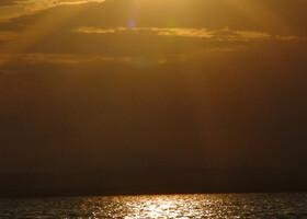 Закат на Альбуфере