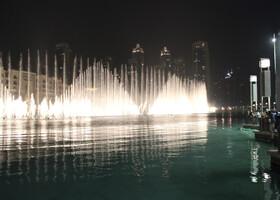 Самое красивое шоу фонтанов