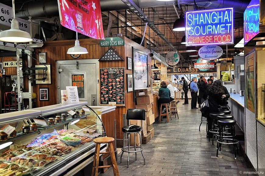 Рынок в центре города