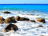 Море,берег и плавсредства