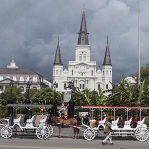 Добро пожаловать в Новый Орлеан — бриллиант Соединенных Штатов Америки