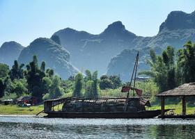 Гуйлинь, Яншо – самые красивые места Китая