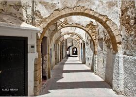 Лабиринты тысячелетнего Сафи (Марокко)