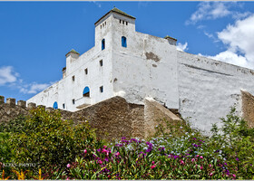 Любят португальцы забираться высоко (Марокко)
