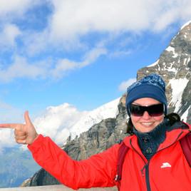 Турист Елена Акимова (Kapuletta)