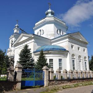 Славгород. Церковь Рождества Богородицы