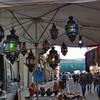 Антикварный базар в Турине