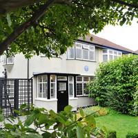 Дом, где вырос Джон Леннон