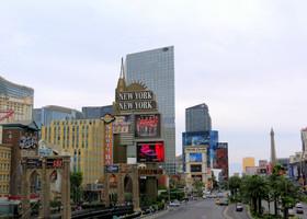 Лас-Вегас, прогулка по городу — часть 1