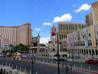 Лас-Вегас, прогулка по городу — часть 2