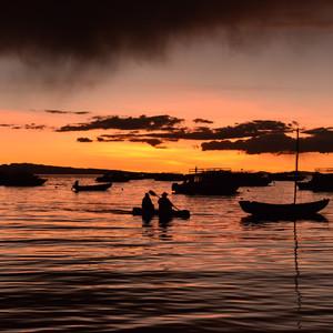 Копакабана и Остров Солнца