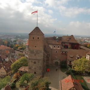 Нюрнберг — новый город на старый лад