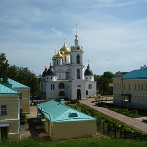Золотое кольцо России. Дмитров.