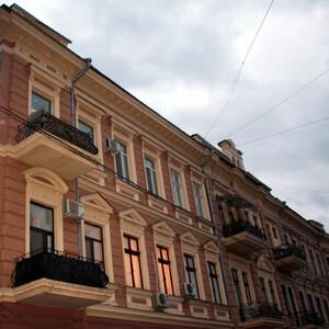 Одесса в сентябре