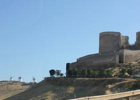 Замок в Консуэгра