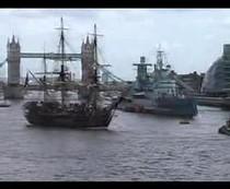 Тауэр и HMS Belfast, 03:39