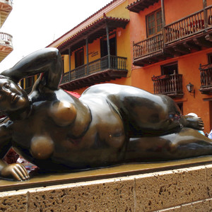 Колумбийская Картахена