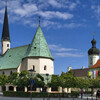 Средневековый город Альтёттинг