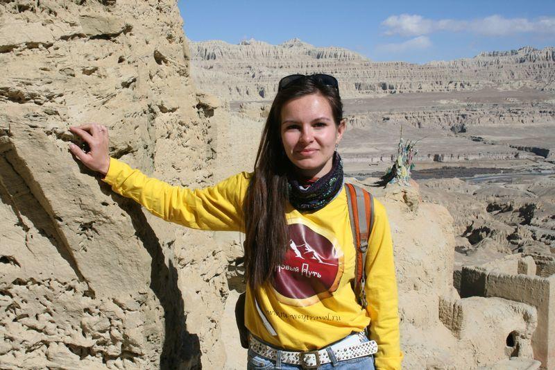 ТИБЕТ: Долина Гаруды и Царство Гугэ