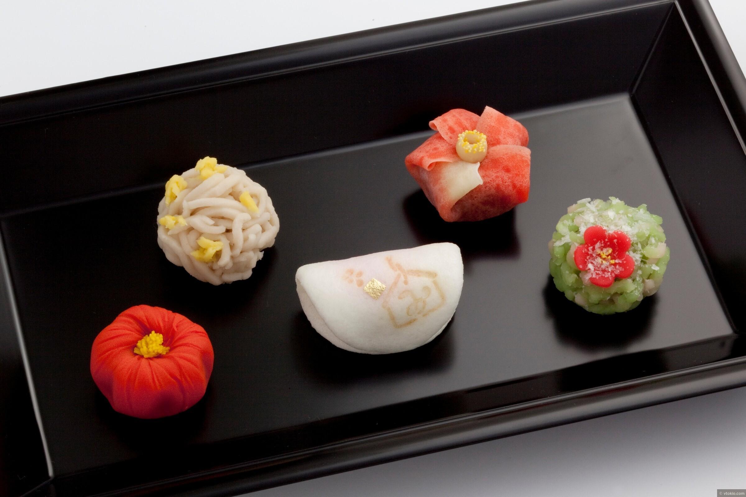 Японские сладости. Что это такое и с чем их едят