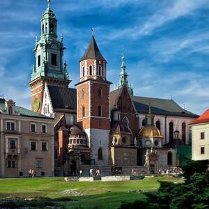 Столичный королевский город Краков