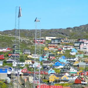 Какорток — юг Гренландии