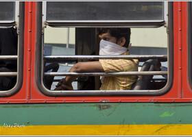 Прогулка по Бомбейскому району Колаба (Индия)