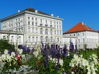 Дворец Нимфенбург.