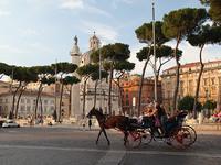 Вечно юный и вечно прекрасный Рим. Мой