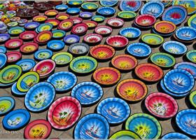 Столица Марокканской керамики (Марокко)