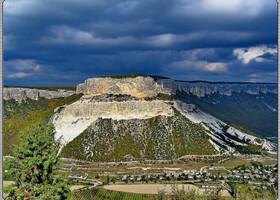 Крым. Сюйреньская крепость