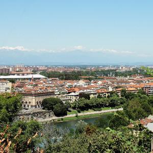 Турин — столица провинции Пьемонт
