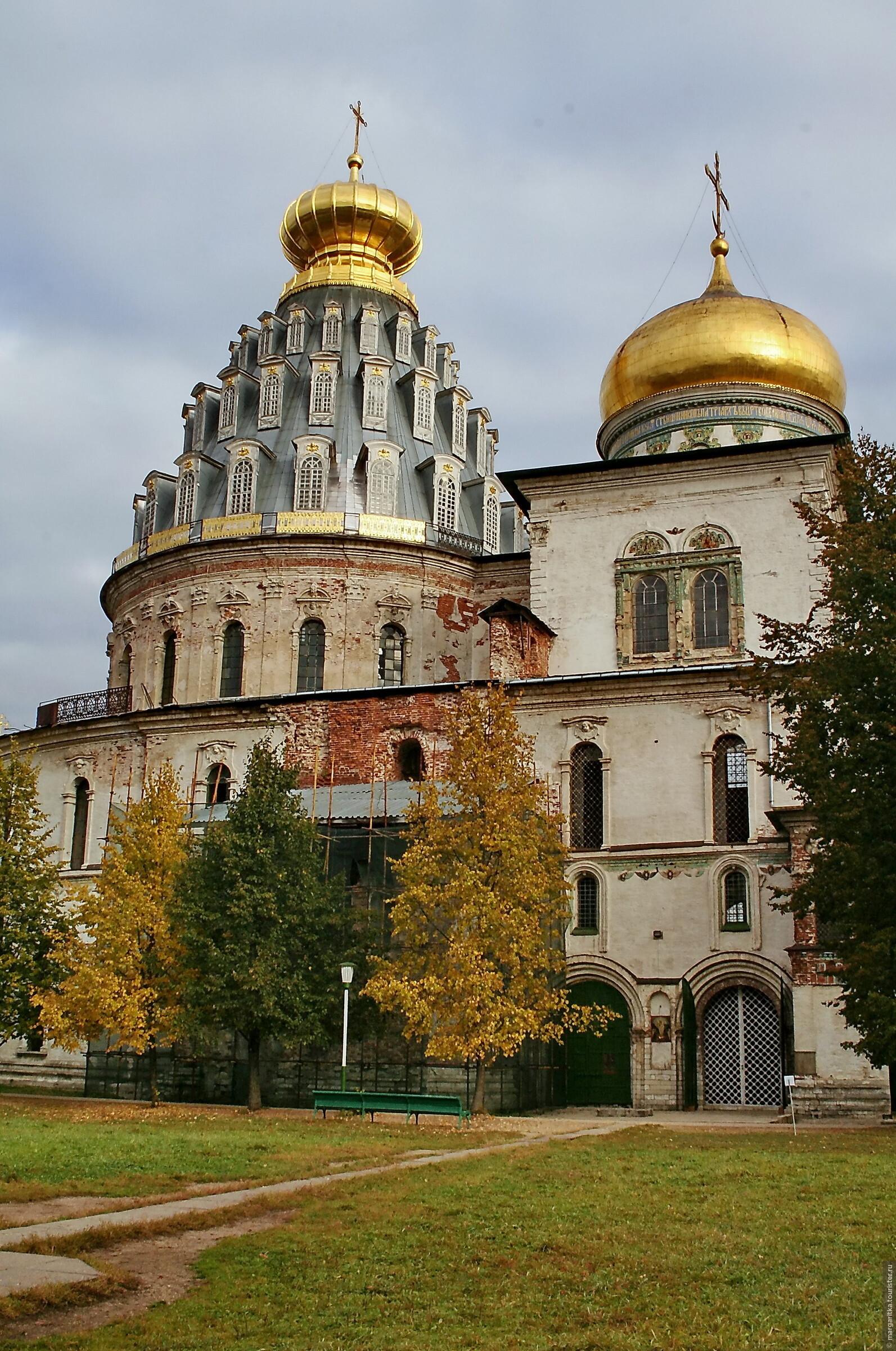 """Фото из альбома """"Осень в Новом Иерусалиме"""", Москва, Россия"""