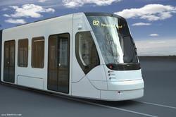 До Домодедово пустят скоростной трамвай