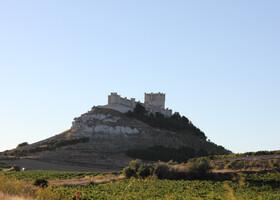 Замок в Пеньяфьель