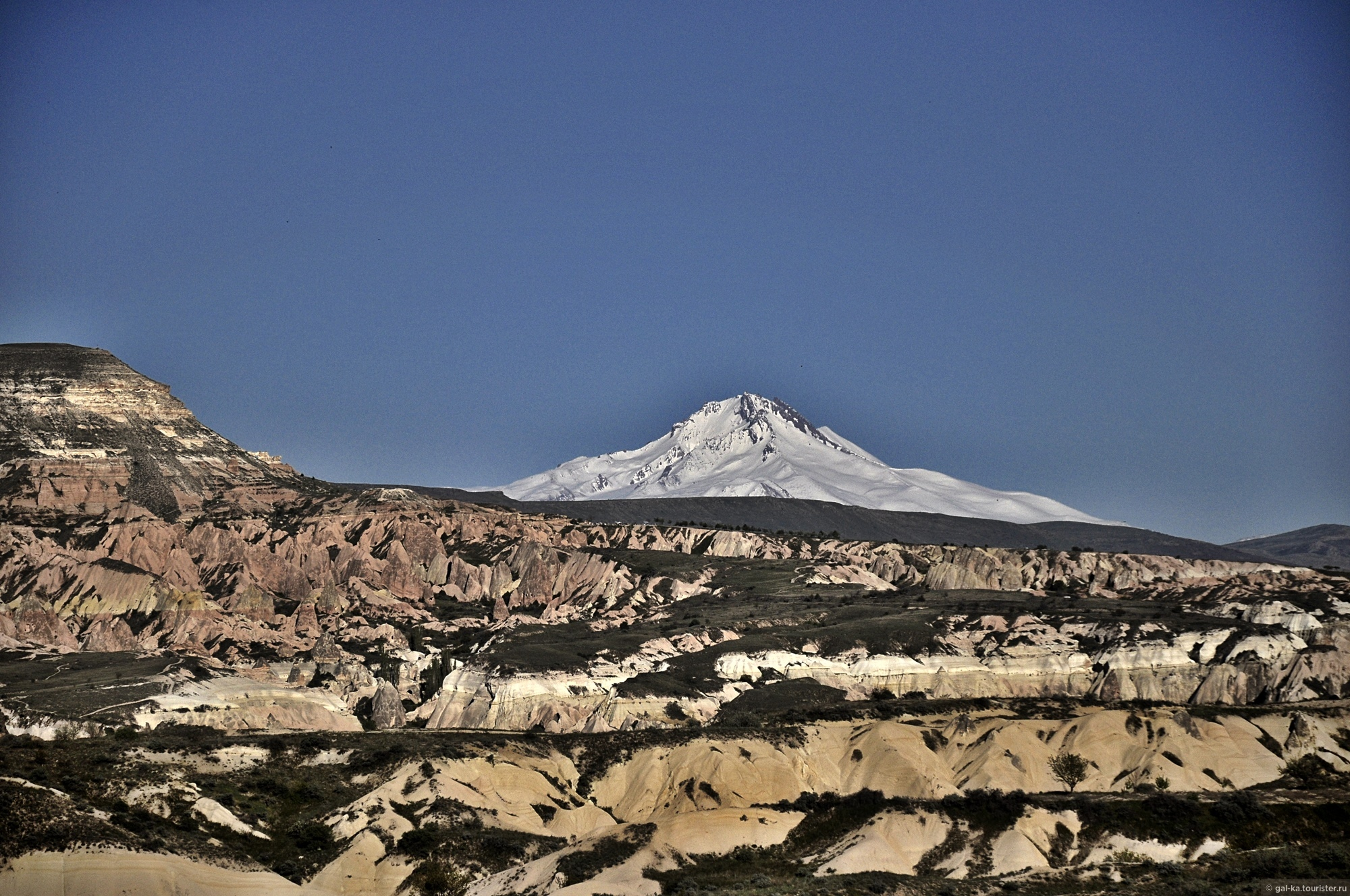 эрджияс вулкан фото кайсери нарезаем небольшими кусочками