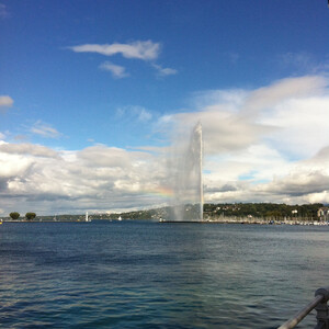 Женева — неофициальная столица Швейцарии