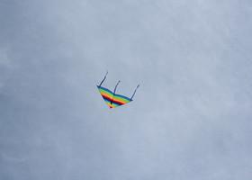 Воздушные змеи над рекой Лхаса