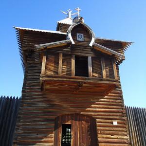 Музей деревянного зодчества — Тальцы, 2013