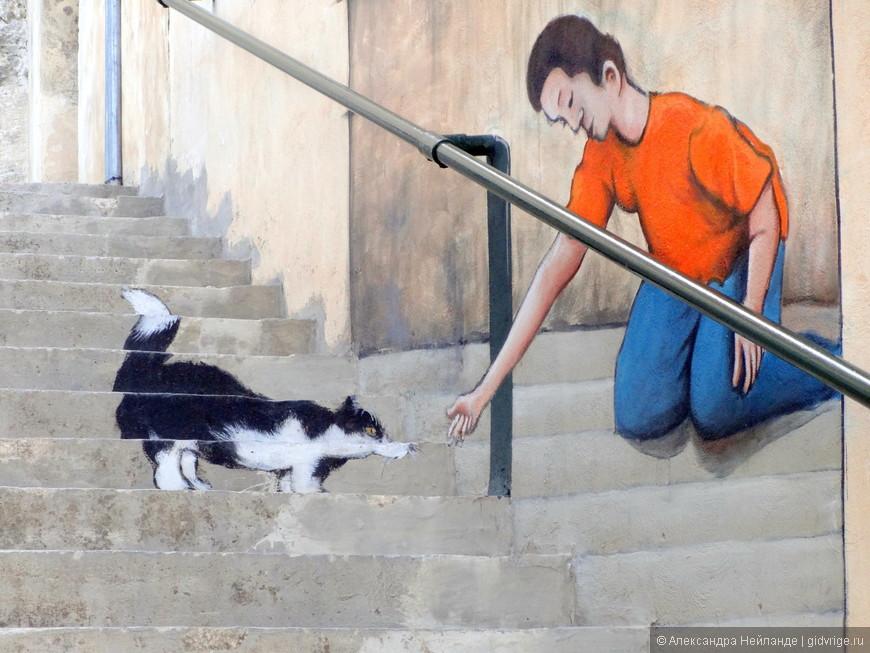 Местная иллюзорная живопись
