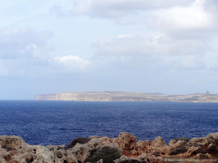 Необыкновенные камни Мальты и утесы Гоцо.