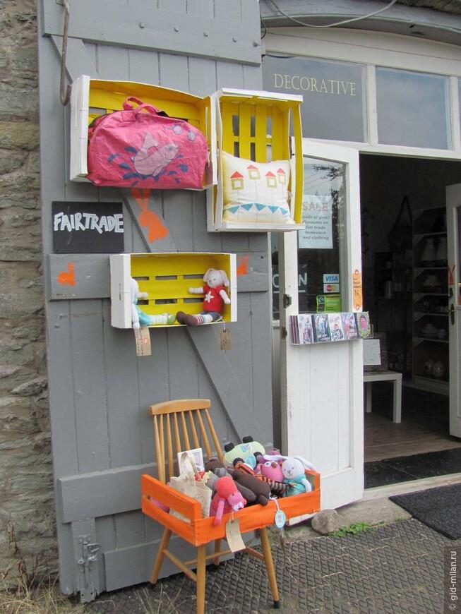 В Hay-on-Wye едешь за книгами, а попадаешь в страну давно ушедшего детства.