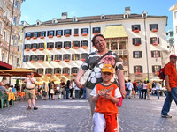 Австрия Инсбрук 2008