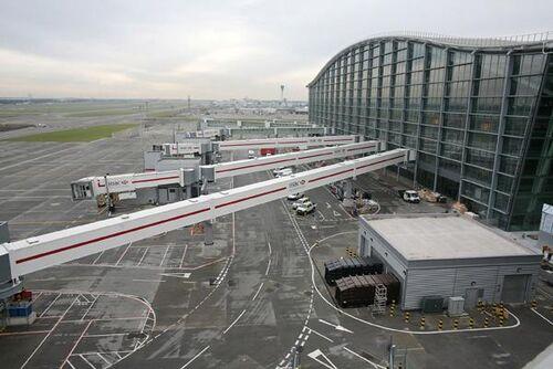 Аэропорты Лондона