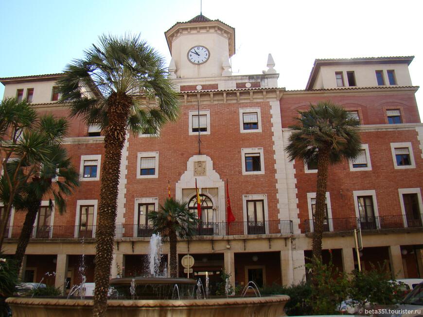 Муниципалитет города Тортосы
