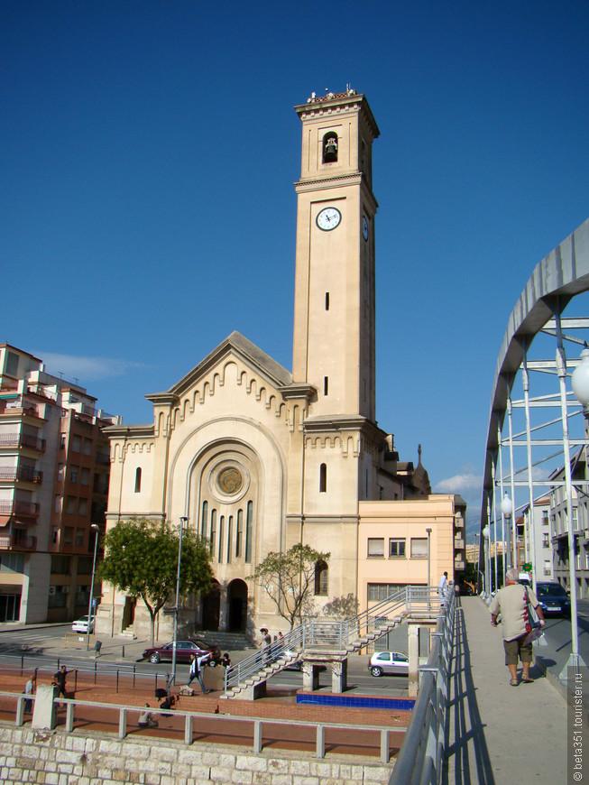 Церковь Богоматери Розалии. 1912-1914  гг.