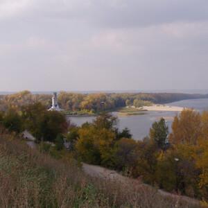 Волгоград. Октябрь