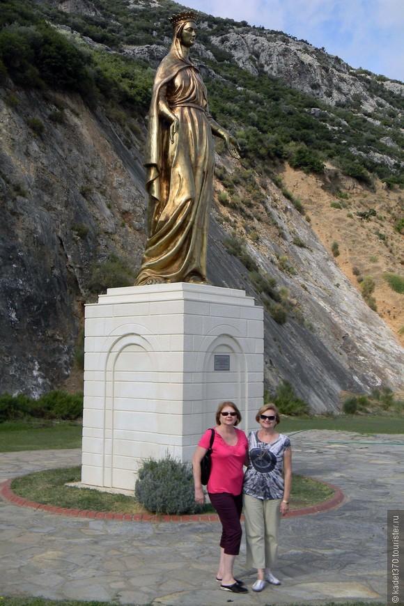 Эфес, памятник Св. Марии